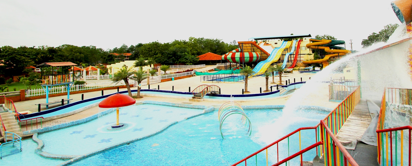 Water Park Resorts in Hyderabad