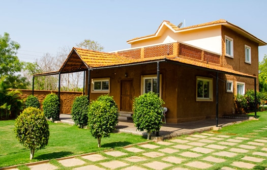Ethnic Cottage at Dream Valley Resorts