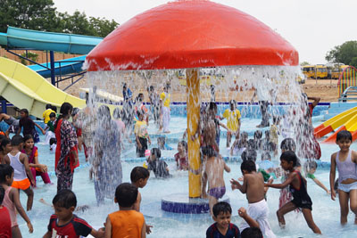 Water Resorts in Hyderabad