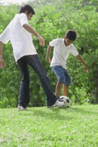 Outdoor games are fun ways to relax and unwind during weekends-min